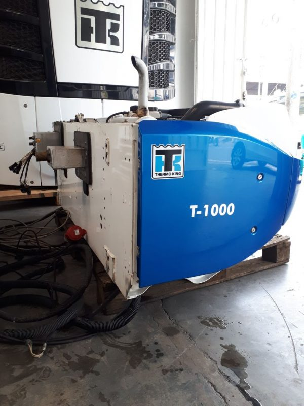 Thermo King T1000 Spectrum Multitemperatura 2 evaporadores 2011