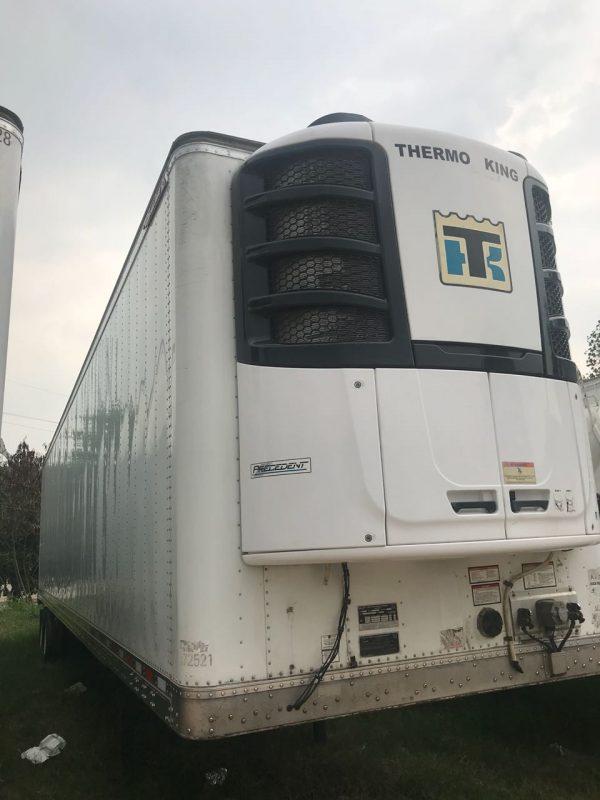 trailers y cabinas en bucaramanga Precedent – C600